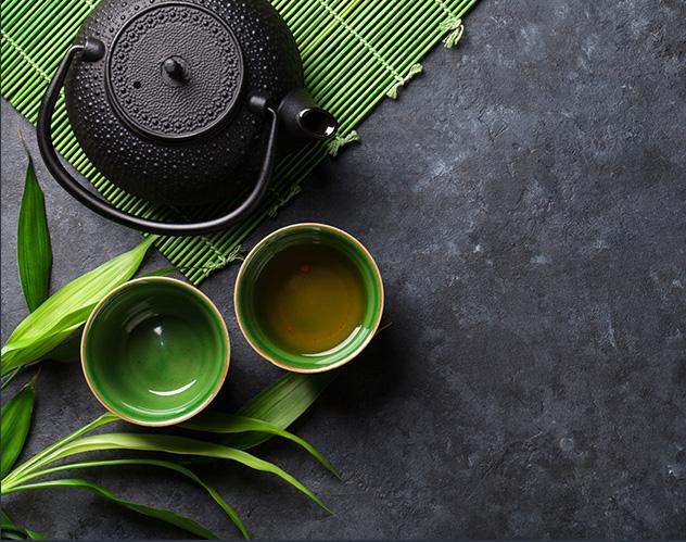 Notre sélection de thés chinois