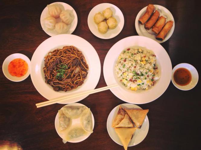 Réservation de groupe : restaurant chinois à Toulouse - La Daurade