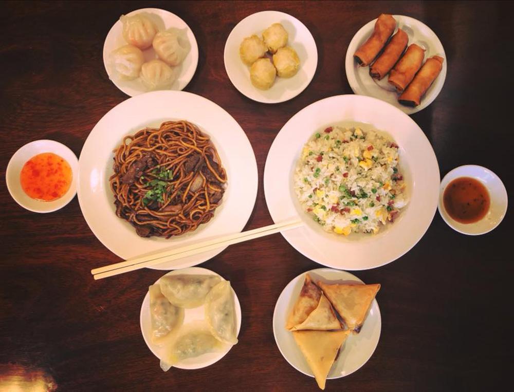 Réservation de groupe :<span> restaurant chinois à Toulouse - La Daurade</span>